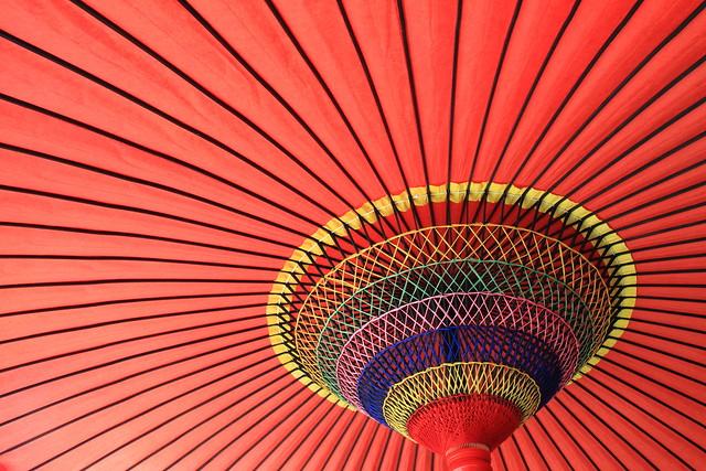 Wasaga (Ombrelle Traditionnelle Japonaise) - Kyoto - Japon (#EXPLORE)