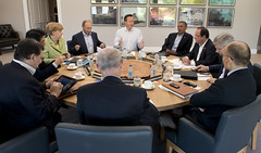 G8 session on counter-terrorism