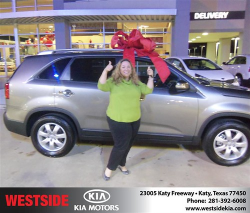 Happy Birthday to Wendy E Pierson from Rizkallah Elhallal and everyone at Westside Kia! by Westside KIA