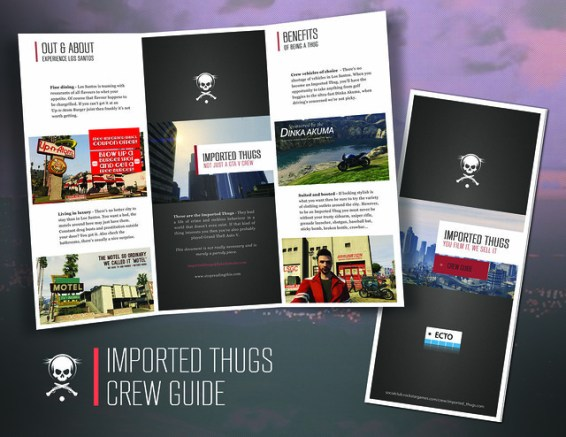 GTAV Crew Guide Preview