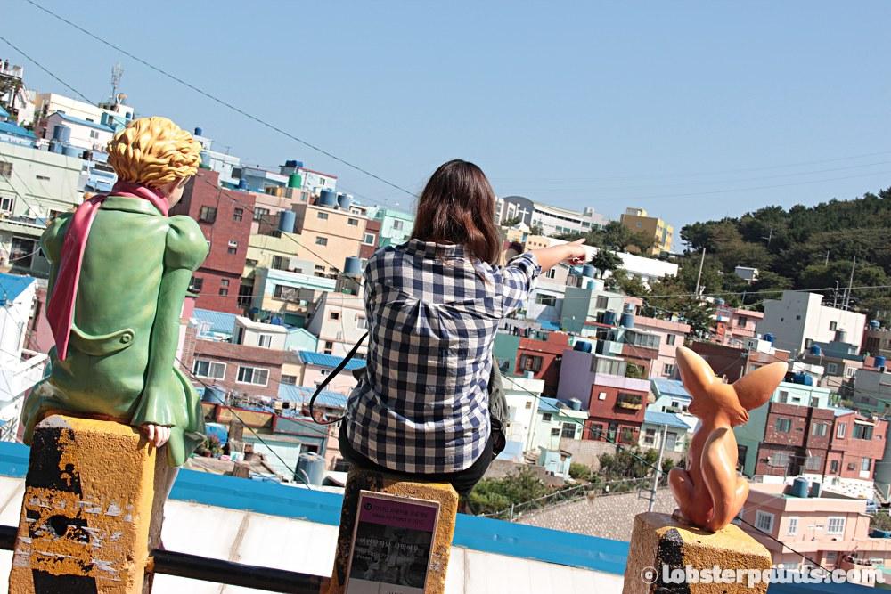 27 Sep 2014: Gamcheon Culture Village   Busan, South Korea