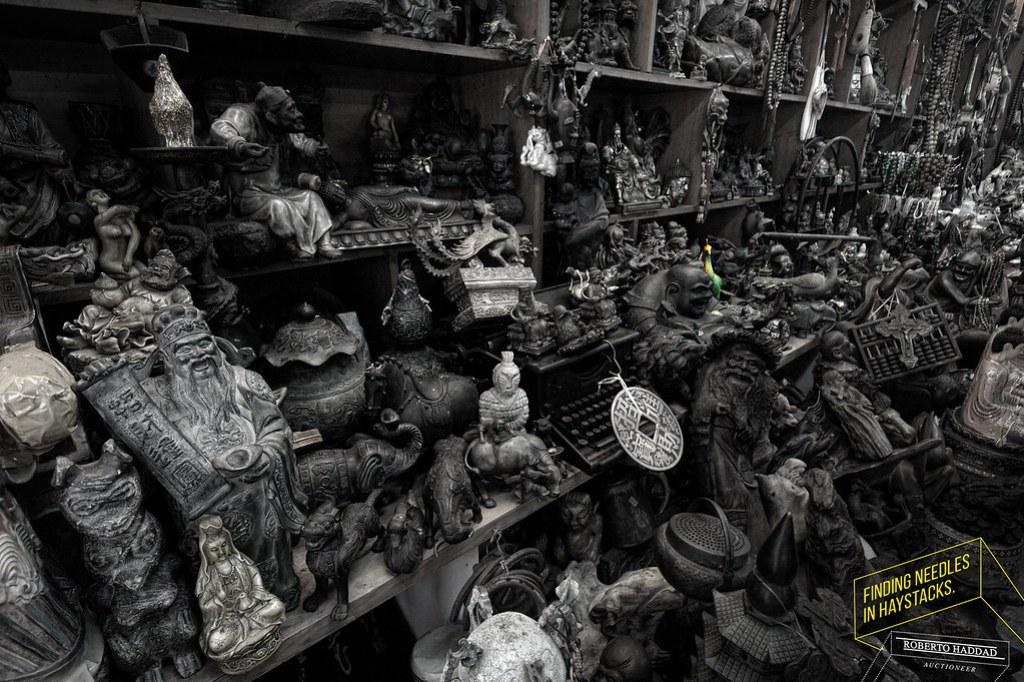 Roberto Haddad Auctions - Finding Needles In Haysticks 1