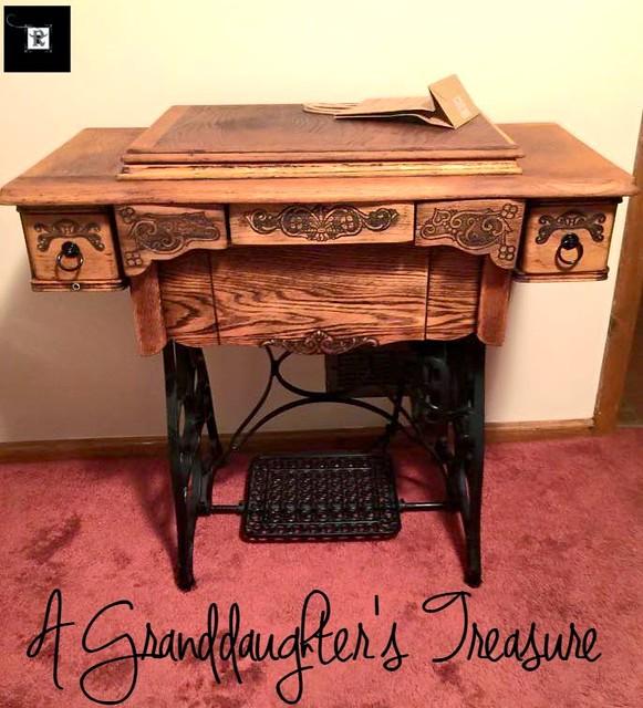 a granddaughters treasure redo it