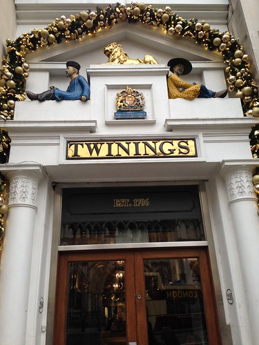 Twinings, London. Londres