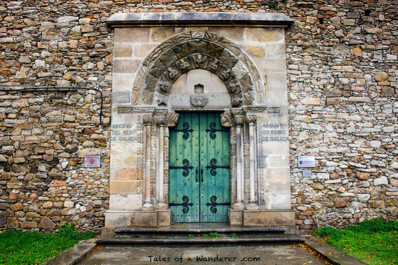 A CORUÑA - Arquivo do Reino de Galicia