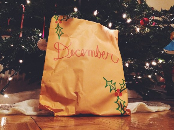 December Envelope (12/7/14)