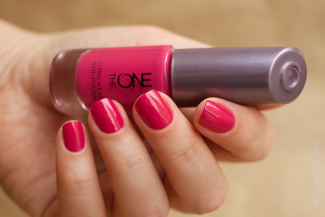 14 Oriflame The One Fuchsia