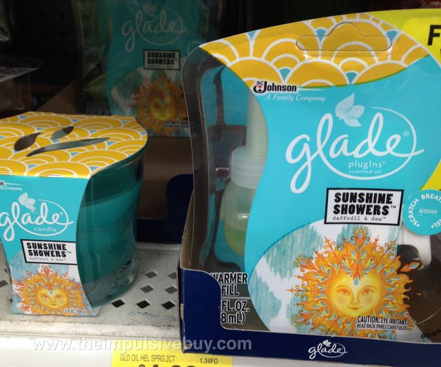 Glade Sunshine Showers