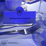 CIAT Table name plate