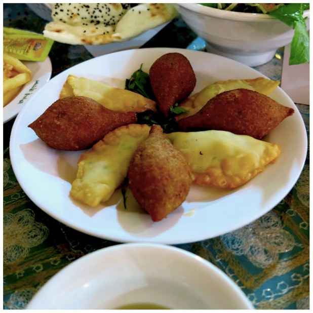 Empanadillas Carne Jordania