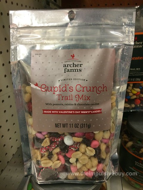 Archer Farms Limited Edition Cupid's Crunch Trail Mix