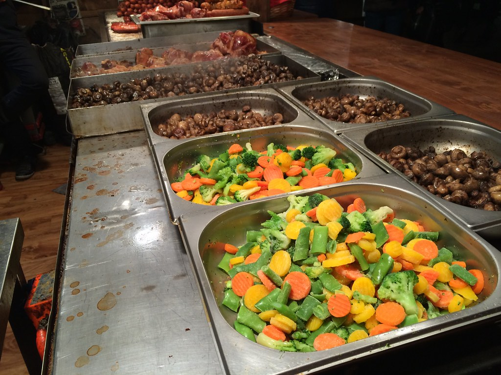 Christmas Market Foods (12/15/14)