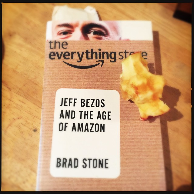 The everything store: Jeff Bezos and the Age of Amazon
