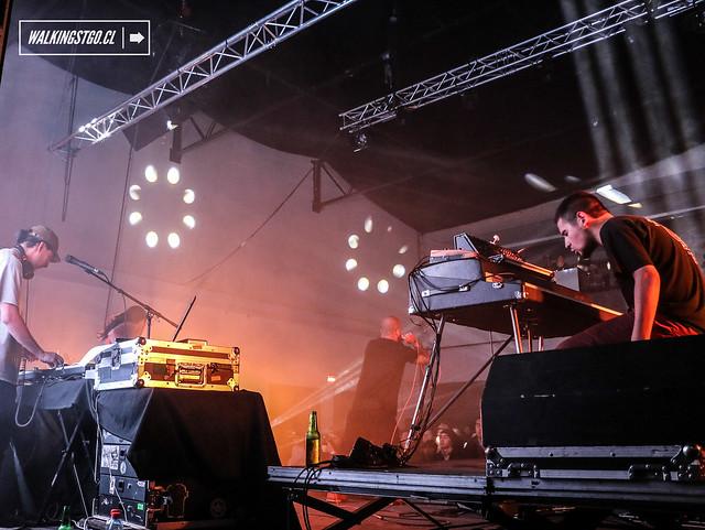 @operacionCAF en vivo, lanzamiento disco #CAFV en #TeatroItalia #HipHop #Jazz #Electrónica #ComoAsesinarAFelipes #EstaMusicaNosMata