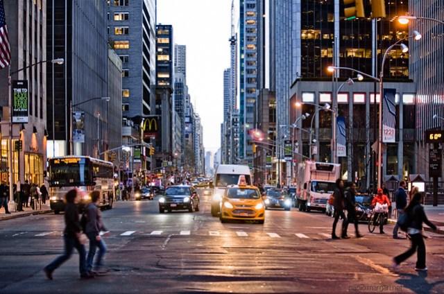 como é morar em NYC Nova Iorque