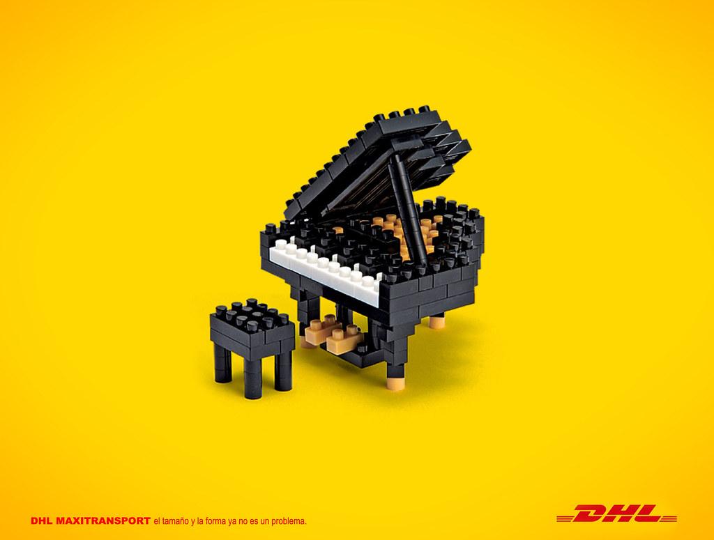 DHL Maxitransport - Lego 2