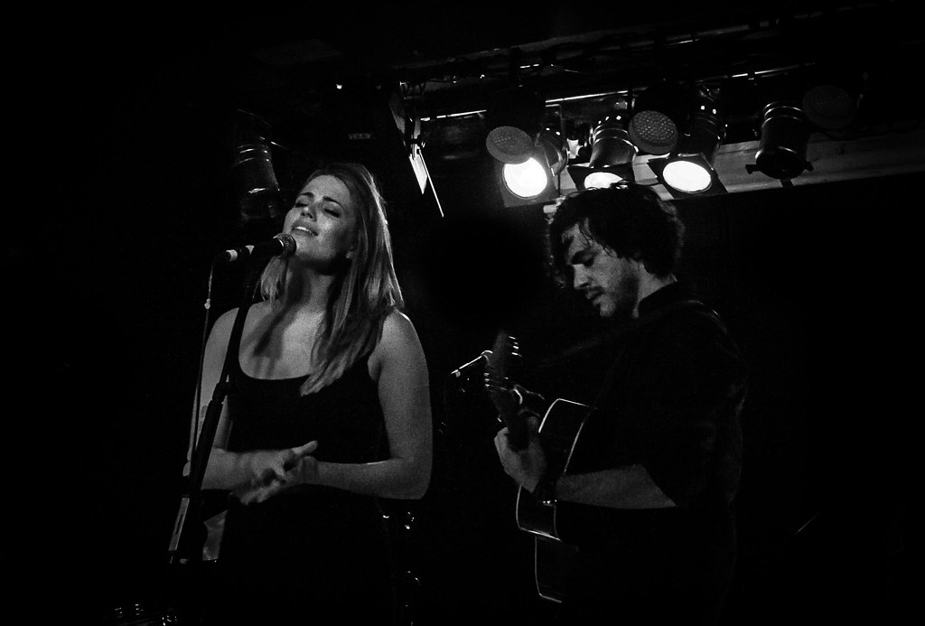 Jack Savoretti and Aly Rae