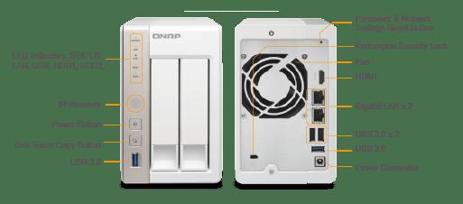 QNAP T-251 Explained