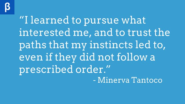 Quote from Minerva Tantoco
