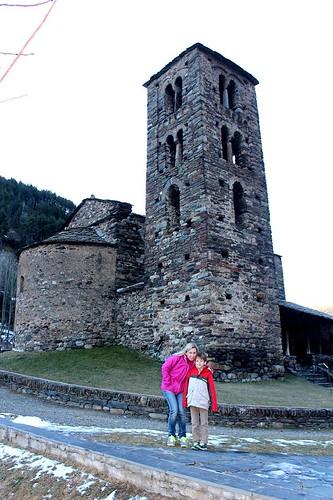 Ruta del Románico Andorra