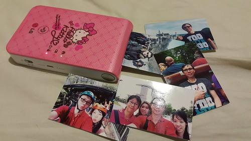 LG Pocket Photo คู่หูของคนที่ชอบเที่ยวและอยากพิมพ์ภาพถ่ายมาเก็บเป็นความทรงจำ