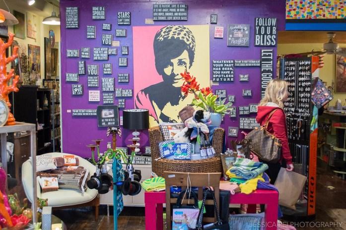 Colorful Shop Bishop Arts District Dallas