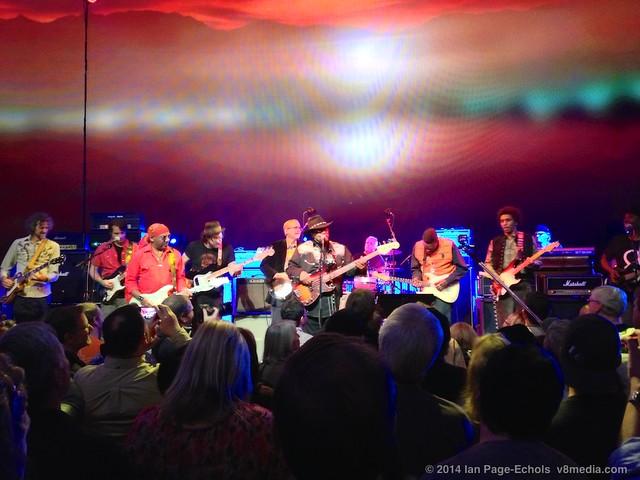 Jimi's 70th - Ensemble