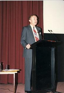 Robert Mikesh, NASM Curator