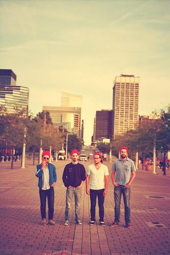 The Modern Electric 2014 Tour Promo Photo