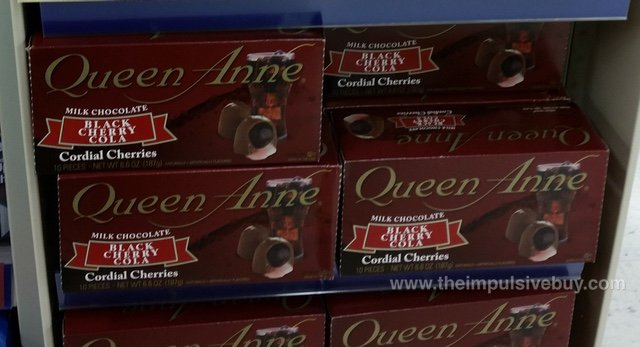 Queen Anne Milk Chocolate Black Cherry Cola Cordial Cherries