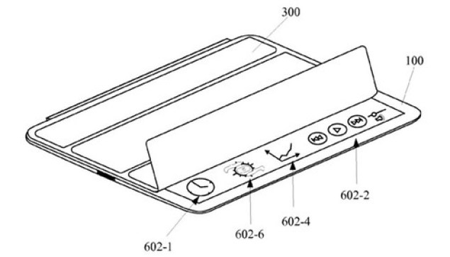 apple patents smarter smart cover
