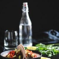 lentil tacos - vegan