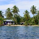 05 Viajefilos en Panama. Isla Carrenero 02