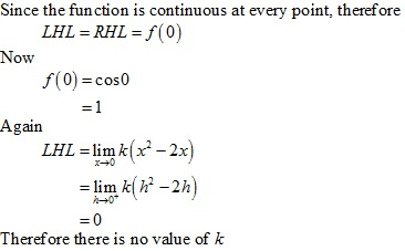 RD Sharma Class 12 Solutions Chapter 9 Continuity Ex 9.1 Q36-iii
