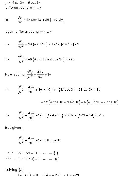 RD Sharma Class 12 Solutions Chapter 12 Higher Order Derivatives Ex 12.1 Q18