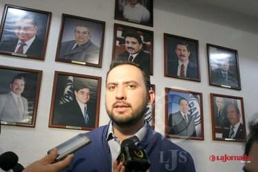 José Antonio Zapata Meraz Foto: César Rivera