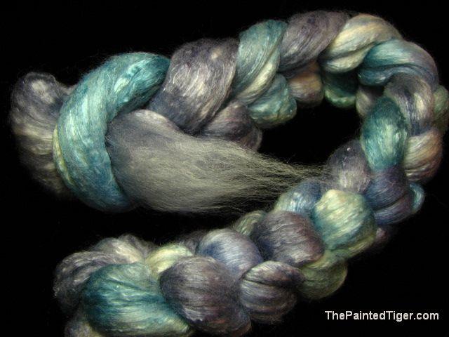 Stormy Seas Merino Silk