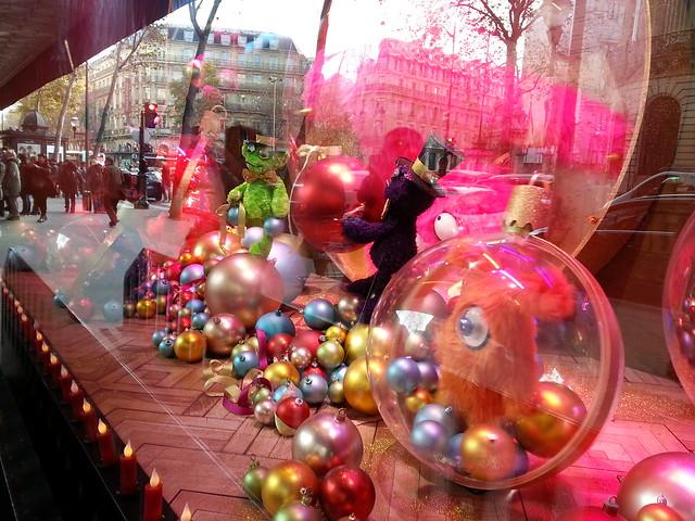 December 2014 in Paris