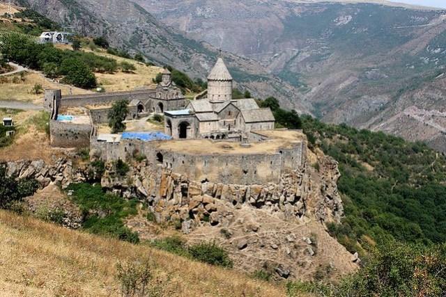 monasterio de Tatev