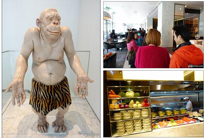 buffet用餐,台北,吃到飽,寒舍艾美,探索廚房,美食 @VIVIYU小世界
