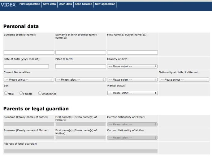 German Visa Online Application