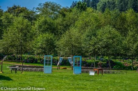 Hydrangea Wedding Ranch