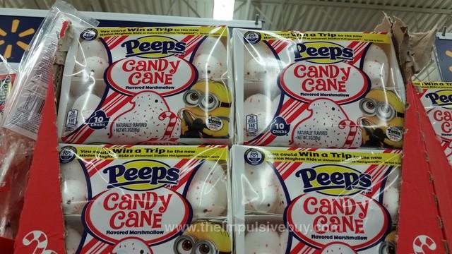 Peeps Candy Cane