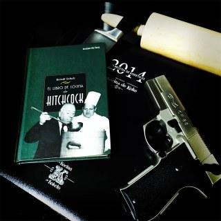 El libro la cocina de Hitchcock y el libro de koketo 2014