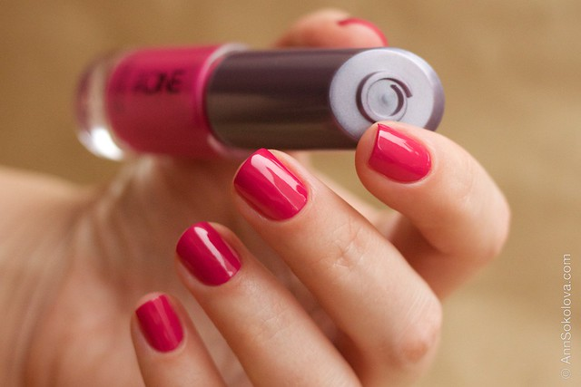 17 Oriflame The One Fuchsia