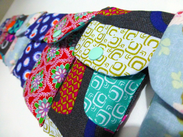 Tissue Pouches, shop stock