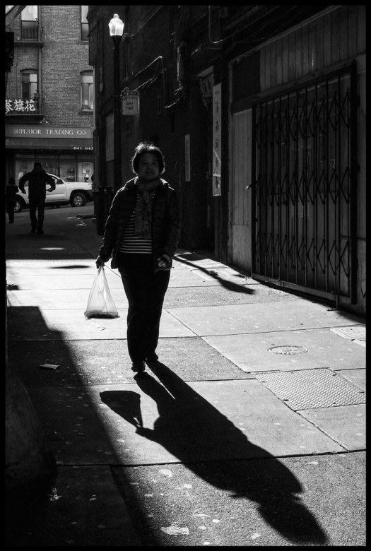 In the Shadows - San Francisco - 2015