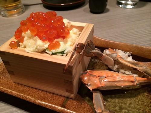 自家製ポテトサラダ@笑う門には魚来たる