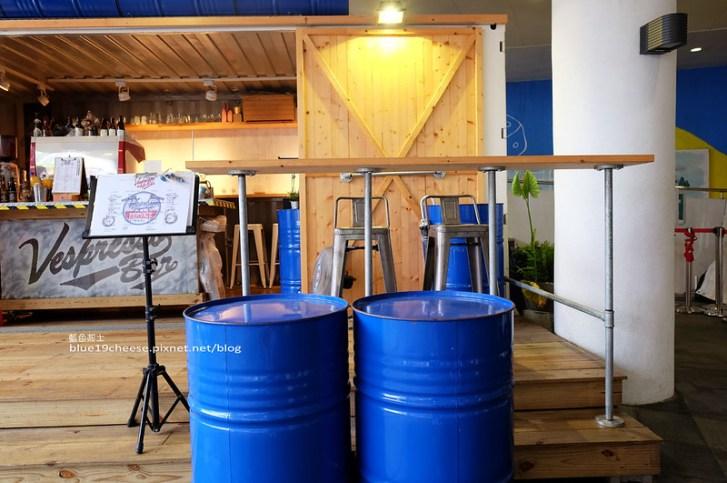 28275842024 1a95196a53 c - Vespresso cafe bar-結合貨櫃汽油桶特色咖啡館.假日逛市集約會親子遊.草悟廣場.Hotel One旁.勤美誠品商圈(已歇業