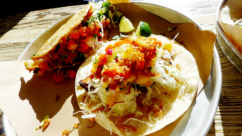 Tacofino Commissary vancouver Hastings Instanomss nomss